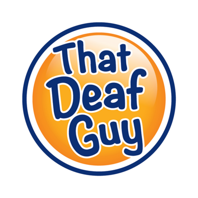 Deaf Guy Cartoons