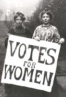 Votes For Women Equality