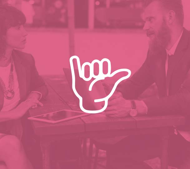 British Sign Language Interpreting header icon