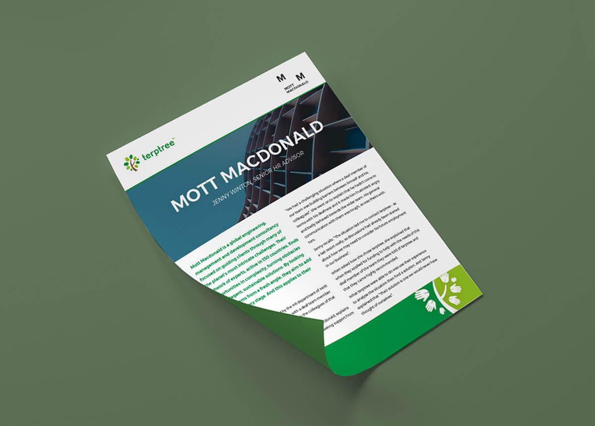 Mott Macdonald Case Study Thumbnail