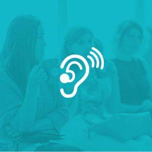 Deaf Awareness Training header icon